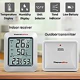 Zoom IMG-1 thermopro tp60s termometro igrometro da