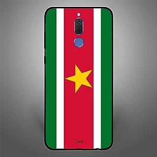 Huawei Mate 10 Lite Suriname Flag, Zoot Designer Phone Covers