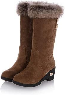 Amazon.es: botas caña alta mujer - Media pierna / Zapatos: Zapatos ...