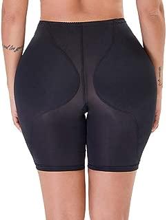 minifaceminigirl Women's Shapewear Waist Trainer Butt Lifter Padding Panty Body Shaper