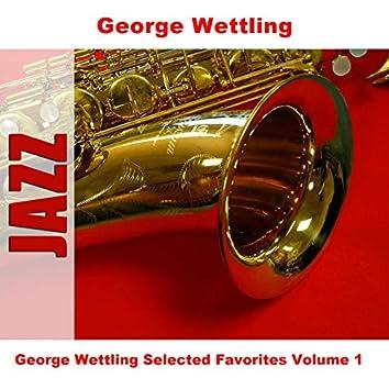 George Wettling Selected Favorites, Vol. 1