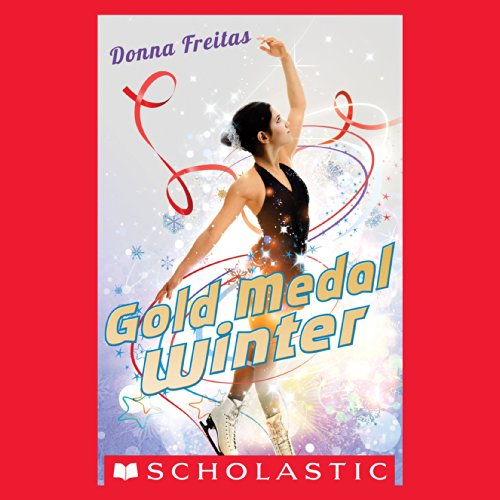 Gold Medal Winter audiobook cover art