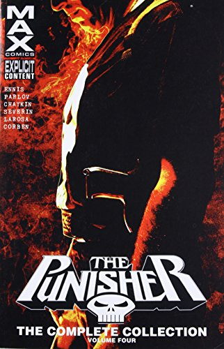 Ennis, G: Punisher Max: The Complete Collection Vol. 4