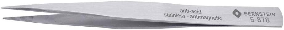 Bernstein Werkzeuge 5-878 Now free shipping Universal Tweezers Fees free Shape PSF-Z 130 mm