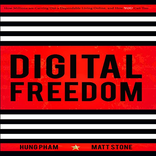 Digital Freedom audiobook cover art