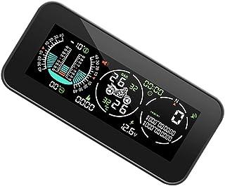VICASKY 1 Conjunto Externo de Monitoramento da Pressão Dos Pneus Monitor de Motocicleta Da Bicicleta Da Bicicleta Pneu Sen...