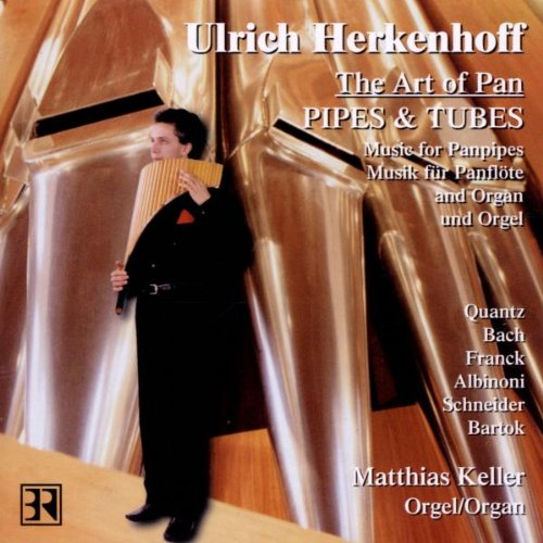 Art of Pan-Pipes and Tubes [IMPORT]