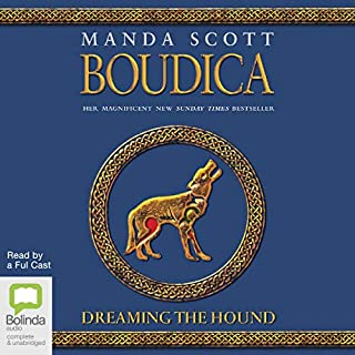 Boudica: Dreaming the Hound cover art