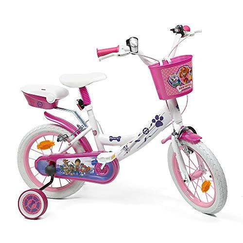 Pat' Patrouille, Bicicletta per bambini, multicolore, 14'