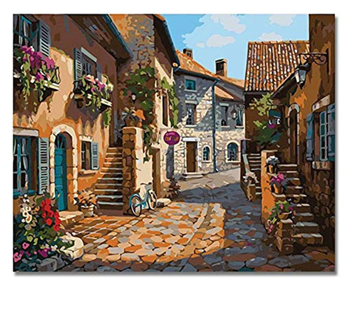 1000 Piece Jigsaw Puzzles for Kids Town DIY Arts Style Pictures for Home Decor Arts Toys Fun Games Wood Educational Explore Creativity and Problem Solving
