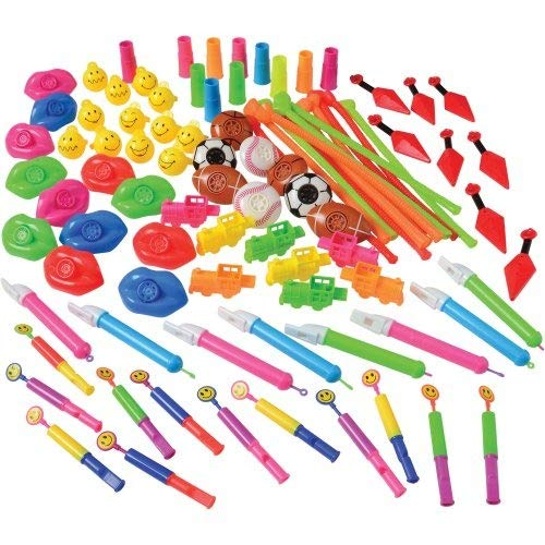 For Sale! DollarItemDirect Novelty Whistle Assortment 92-Pc. Set, Sold by 3 Packs