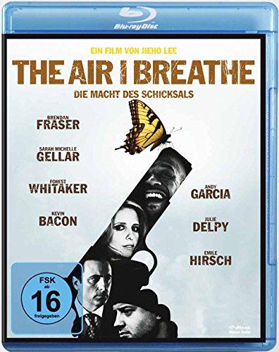 The Air I Breathe - Die Macht des Schicksals [Blu-ray]