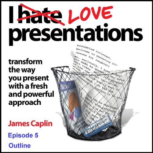 I Love Presentations audiobook cover art