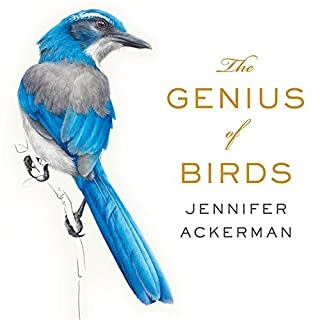 The Genius of Birds audiobook cover art