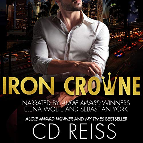 Page de couverture de Iron Crowne
