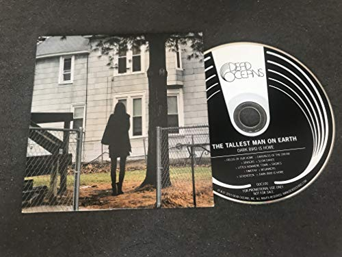 The Tallest Man On Earth - Dark Bird Is Home 10-trk - CD - PROMOTIONAL ITEM