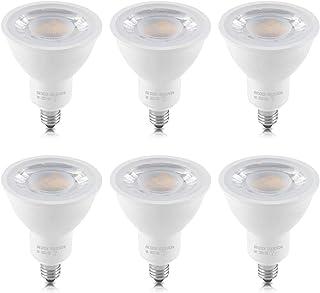 Dotoy LED電球 E11 LEDスポットライト E11口金 電球色 60W形相当 ハロゲン電球形 E11 6W 600lm 一般家庭照明 リビング オフィス キッチン照明 人気 6個セット