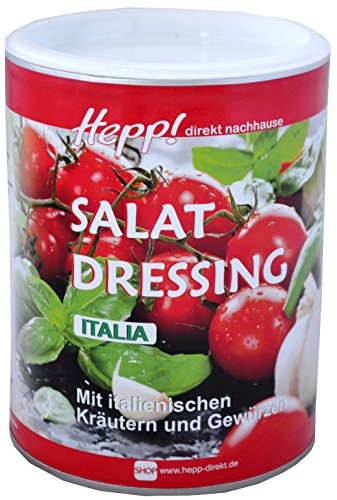 Hepp GmbH & Co KG - Salatdressing Italia 200 GR