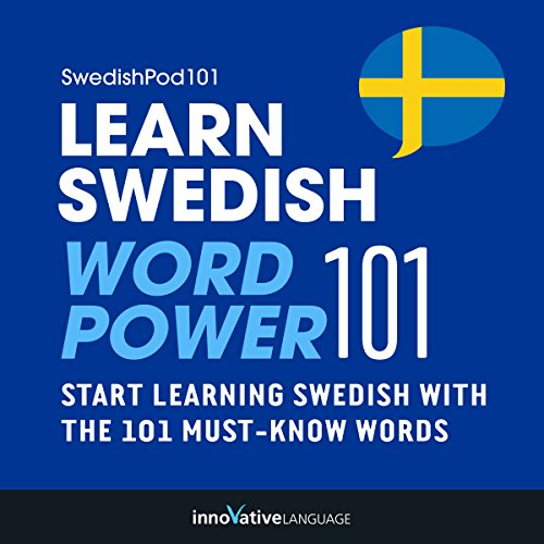 Learn Swedish - Word Power 101 cover art