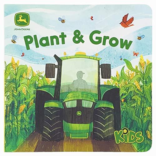 Plant & Grow (John Deere Lift-A-Flap Board Book)