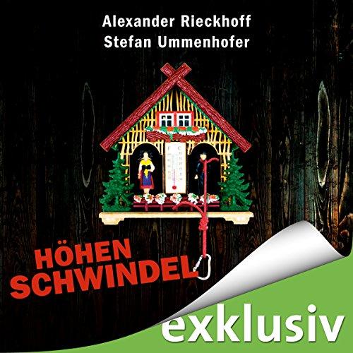 Höhenschwindel audiobook cover art