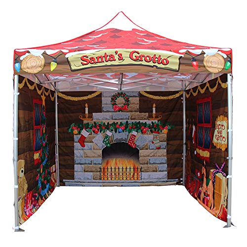 Santas Grotto Pop Up Gazebo