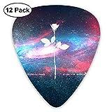 Disfrute de las selecciones de guitarra Silence (paquete de 12) para guitarra eléctrica-77A-07G