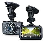 Navitech Telecamera per Auto Supporto per Ventosa per Fotocamera Z-Edge Z3