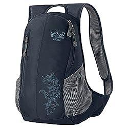 Jack Wolfskin Women's Backpack Ancona, black, 42 x 30 x 3cm, 13 liter, 25022