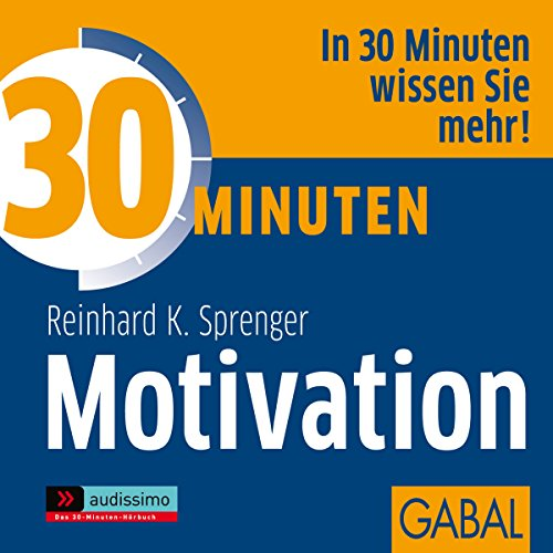 30 Minuten Motivation cover art