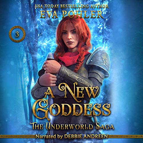 A New Goddess Audiobook By Dr. Eva Pohler cover art