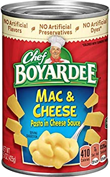 Chef Boyardee Macaroni and Cheese, 15 Ounce