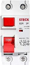 Interruptor Diferencial Idr 2p 25a 30ma Steck Gelo 25a