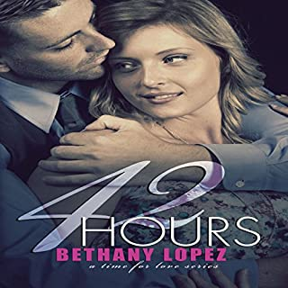 42 Hours audiobook cover art