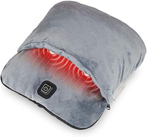 Top 10 Best heated massage pillow Reviews