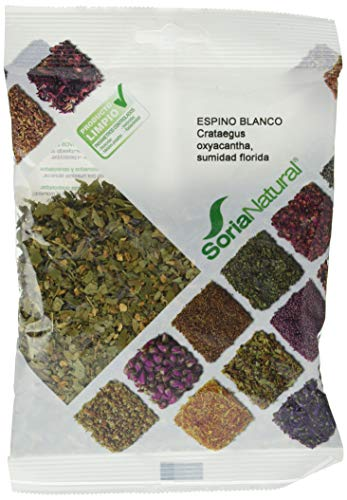 Soria Espino Blanco 50 Grs Envase De 50 Gramos 50 ml
