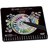 Conté Feutres de Coloriage - Couleurs Assorties, Boîte Métallique Edition Limitée de 20