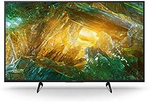 "Sony KD-43XH8096 43"" Bravia Telewizor (Android TV, LED, 4K Ultra HD (UHD), High Dynamic Range (HDR), Smart TV)"