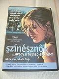 Színésznok (2007) Actresses / FRENCH and HUNGARIAN Audio / English and Hungarian Subtitles / Cannes Film Festival Winner [European DVD Region 2 PAL]