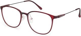 Livho Blue Light Blocking Glasses,Cut UV/Ray Transparent Lens,Computer Reading/Gaming Glasses,Anti Eyestrain/Anti Scratch,...