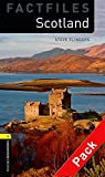 Oxford Bookworms Library Stage 1 Scotland Audio CD Pack