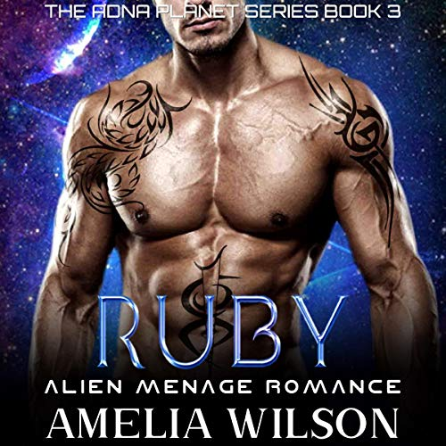 Ruby: Alien Menage Romance audiobook cover art