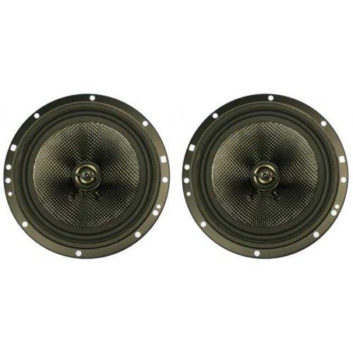 Fenner SPC Golf 3 - Altavoces coaxiales para Coche de 100 W (2 vías, 94 dB) DIN 16,8 cm.