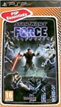 Star Wars the Force Unleashed Sony PSP Essentials