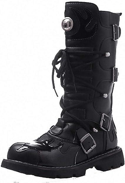 Tebapi Mens Backpacking Boots Genuine