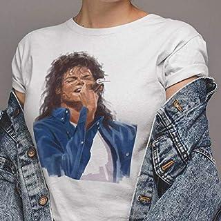 Michael Jackson T-Shirt for Women