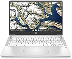 HP Chromebook 14a-na0008no. QWERTY Tangentbord - Svenskt.