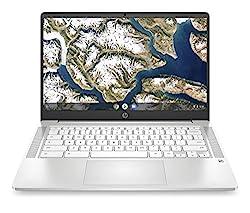 cheap HP14a-na0020nr High resolution Chromebook 14 inch chrome white ceramic