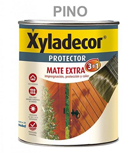 Xyladecor 5088057 - Protector mate extra 3 1 PINO
