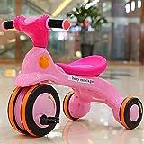 GPWDSN Triciclo de Gama Alta Triciclo para niños Coche de Pedales, Triciclo con Pedales para niños de 3 a 6 años de Edad, niños y niñas, Bicicletas de Entrenamiento